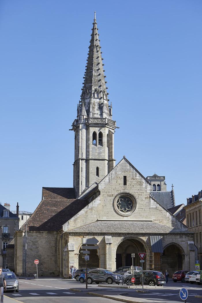Journées du patrimoine 2020 - L'église Saint-Philibert