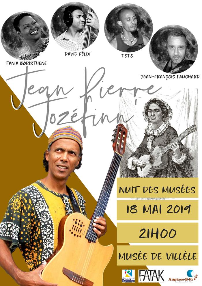 Nuit des musées 2019 -Concert