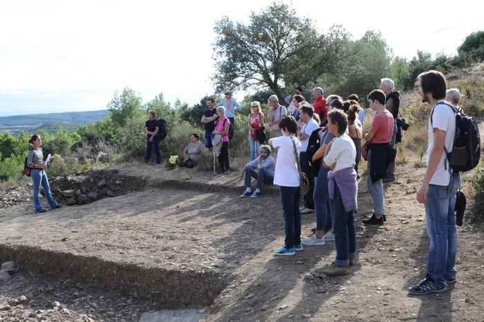 Journées du patrimoine 2019 - Fouille archéologique