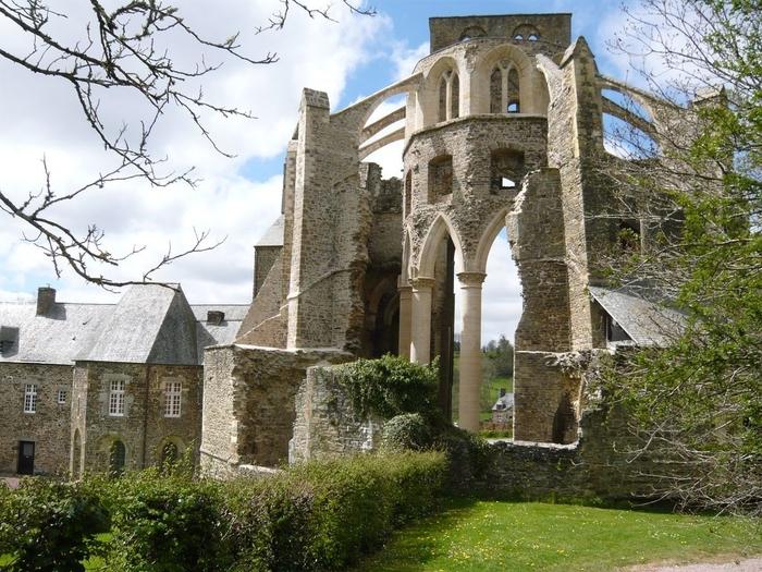 Journées du patrimoine 2019 - Visite guidée de l'abbaye d'Hambye