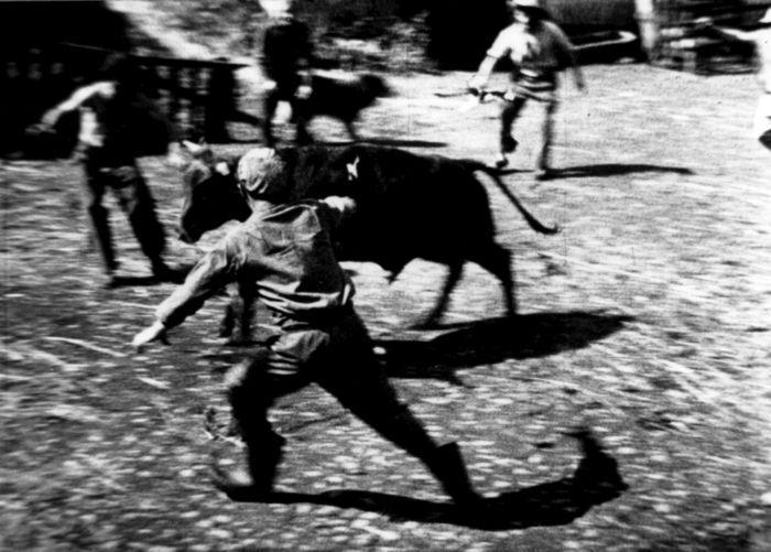 Journées du patrimoine 2020 - Ciné plein-air : Ah! la vache de Jean Le Du (1961, 9 min)
