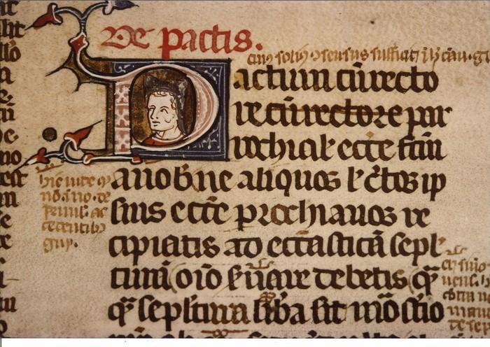 Journées du patrimoine 2020 - Présentation de manuscrits médiévaux