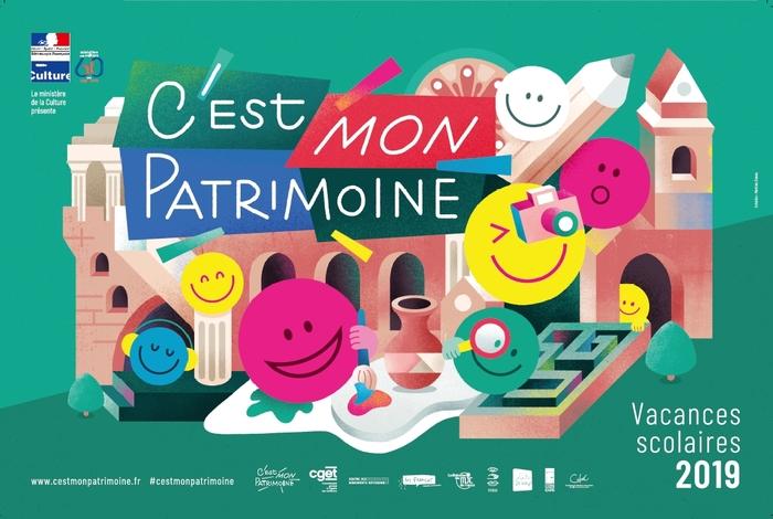 Journées du patrimoine 2019 - Restitution de l'opération « C'est mon patrimoine » à Périgueux