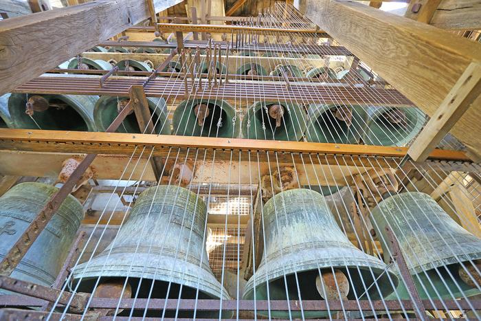 Journées du patrimoine 2019 - Carillon bollée