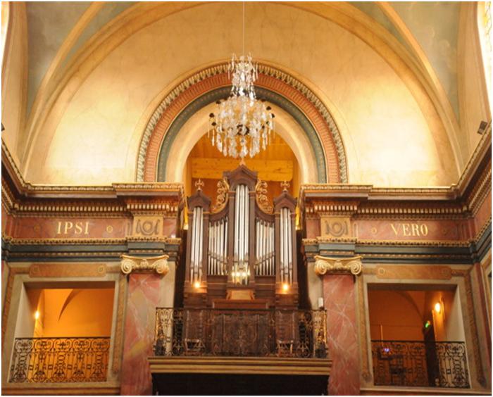 Journées du patrimoine 2019 - Concert orgue et violon