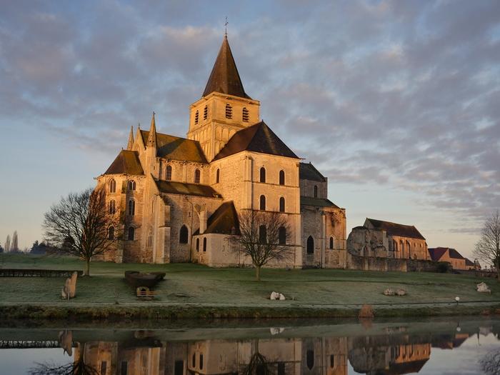Journées du patrimoine 2019 - Visite guidée de l'abbaye Saint-Vigor