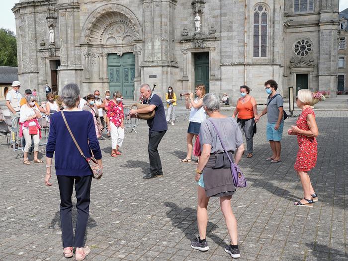 Journées du patrimoine 2020 - Danse, musique et patrimoine breton