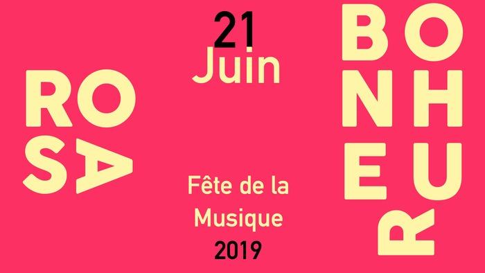 Fête de la musique 2019 - La musique se fête version guinguette au Rosa Bonheur