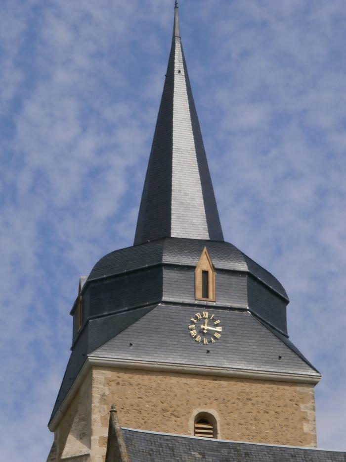 Journées du patrimoine 2019 - visite libre de l' Eglise Saint-Martin de Lamnay