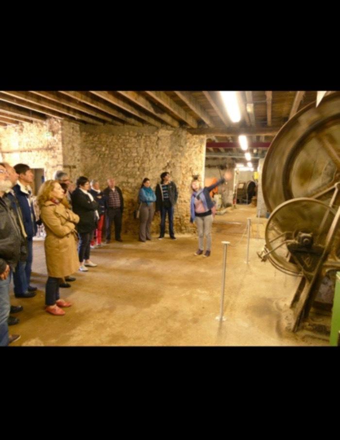 Journées du patrimoine 2019 - Visite de la megisserie / pelleterie de la Boivre