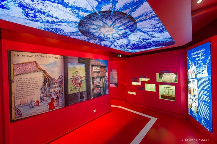 Journées du patrimoine 2020 - Visite libre de l'espace d'animation des Salines de Salies-de-Béarn