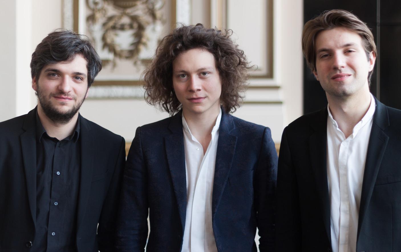 Le Trio Messiaen, Marion Tassou, Alexandre Pascal & Juan-Miguel Hernandez