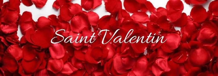 Pour la Saint-Valentin, proposé par l'office de tourisme