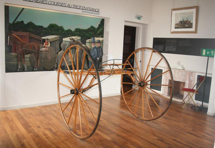Journées du patrimoine 2019 - Visite libre du musée du trot