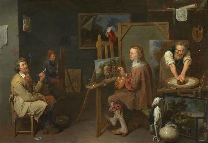 Journées du patrimoine 2020 - Apprendre... chez un peintre