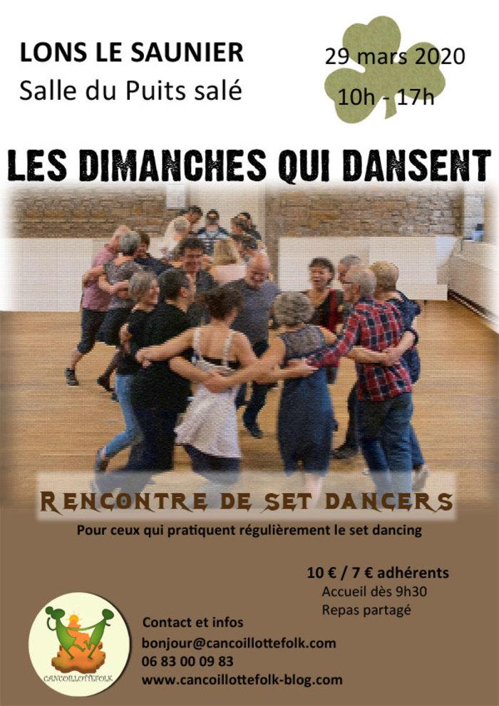 [ANNULE]  <strike>Rencontre de sets dancers</strike>