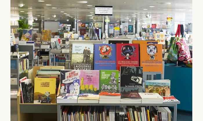 Journées du patrimoine 2020 - Librairie-boutique de l'IMA