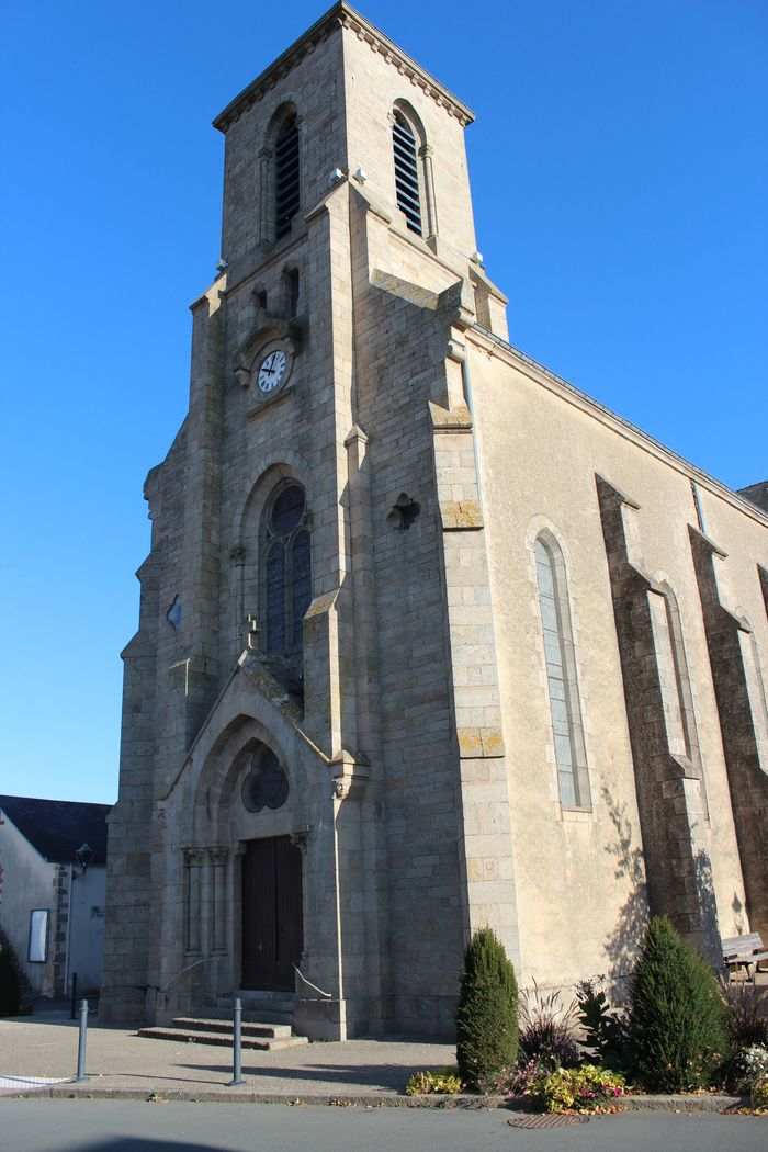 Journées du patrimoine 2020 - Visite libre de l'église Saint Médard de Saint Mars la Reorthe
