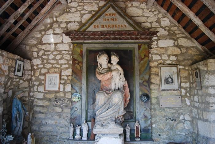 Journées du patrimoine 2019 - Visite libre des chapelles de Barre Y Va