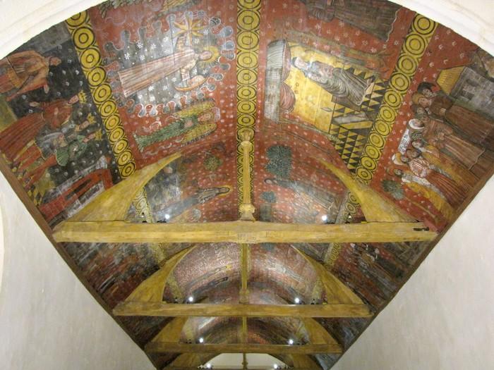 Journées du patrimoine 2020 - Visites libres ou guidées de la chapelle Saint-Gonéry, à Plougrescant.