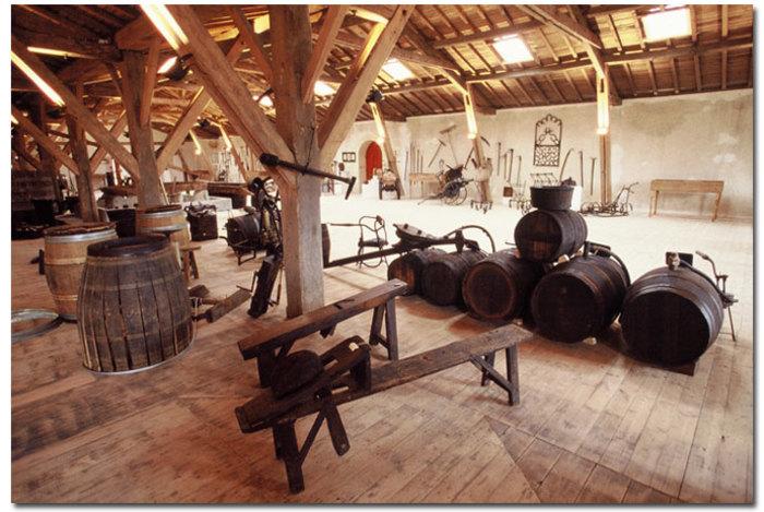 Journées du patrimoine 2019 - À la découverte du musée du vin et de la vigne