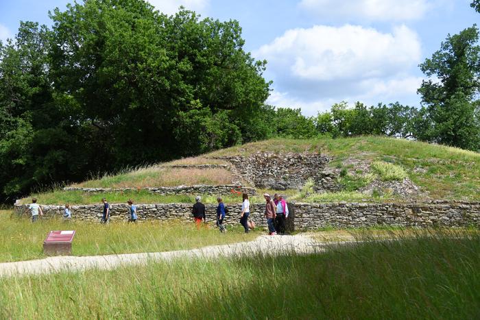 Journées du patrimoine 2019 - À la découverte du site archéologique