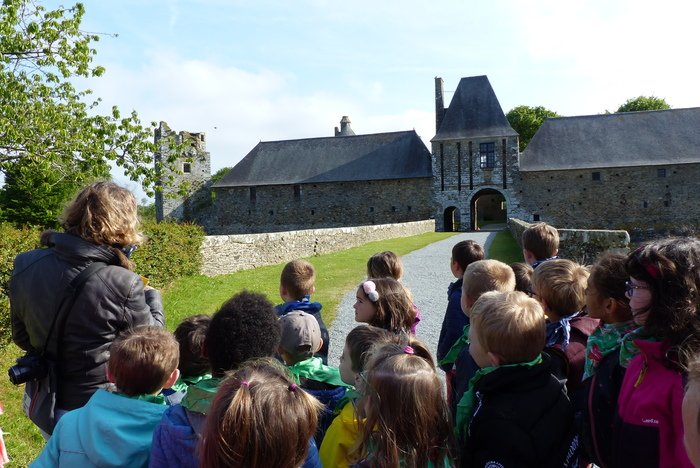 Journées du patrimoine 2019 - Visite guidée du château de Gratot