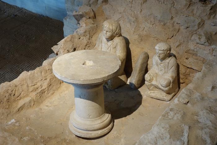 Journées du patrimoine 2019 - Visite du musée et du site archéologique