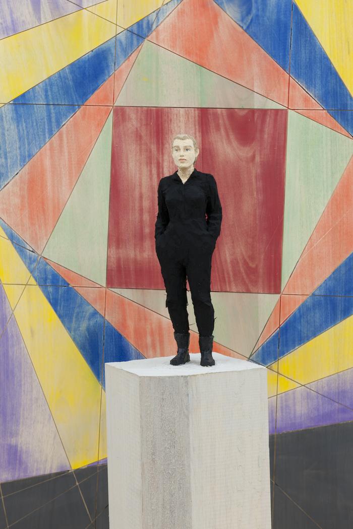 Journées du patrimoine 2019 - Visite guidée de l'exposition Stephan Balkenhol