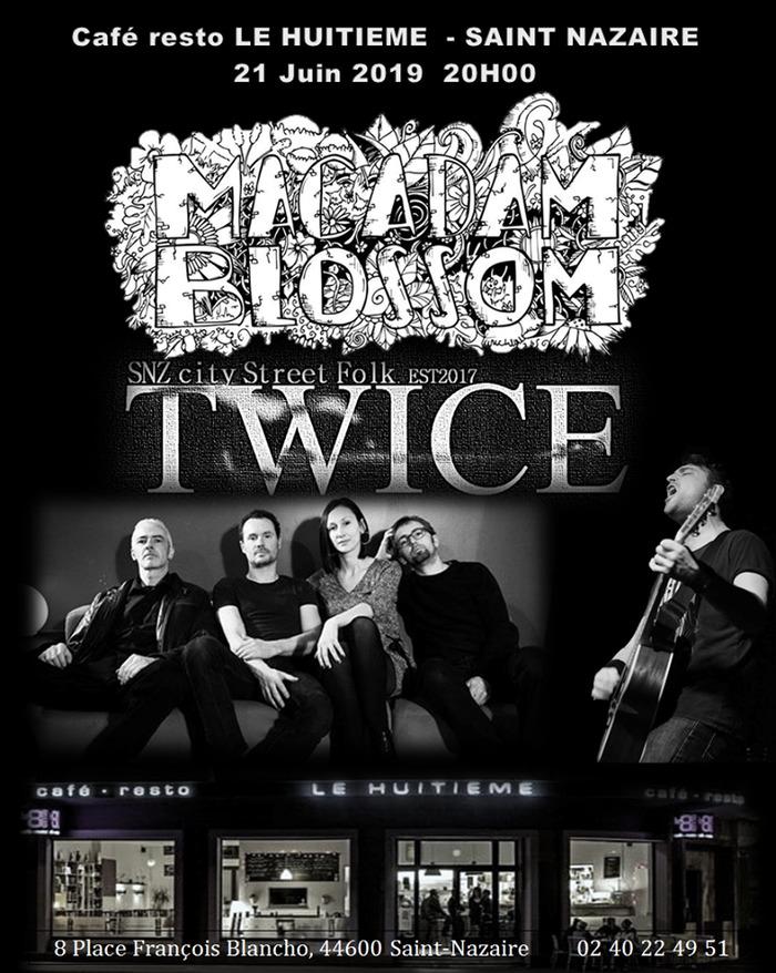 Fête de la musique 2019 - Twice / Macadam Blossom