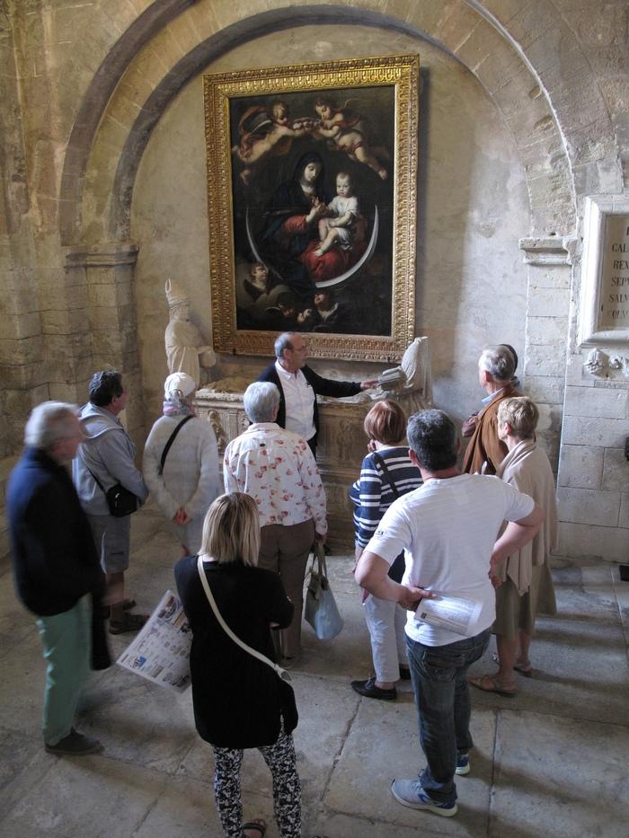 Journées du patrimoine 2019 - Visites commentées de l'église