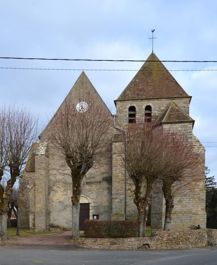 Journées du patrimoine 2020 - Visite de l'église Saint-Pierre
