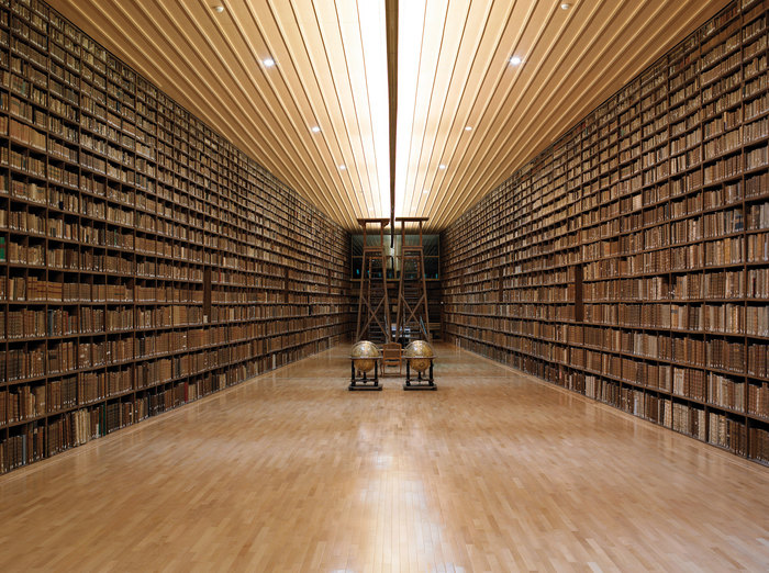 Journées du patrimoine 2020 - Découvrez la Grande Salle de la Médiathèque