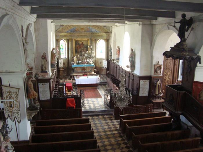 Journées du patrimoine 2020 - Visite de l'église et de petits cimetières