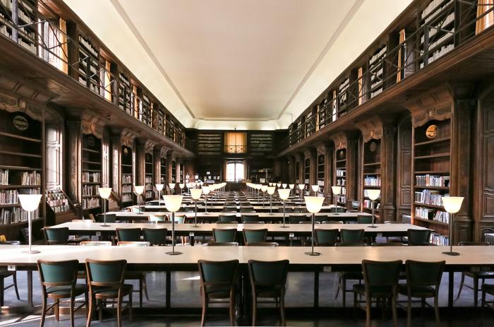 Journées du patrimoine 2020 - Visite libre de la bibliothèque Stanislas