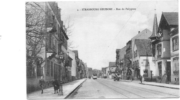 Journées du patrimoine 2020 - Circuit-découverte du quartier de Neudorf à Strasbourg