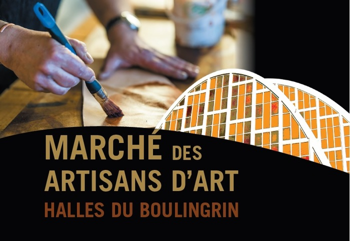 Journées du patrimoine 2019 - Marché des Artisans d'art du Boulingrin