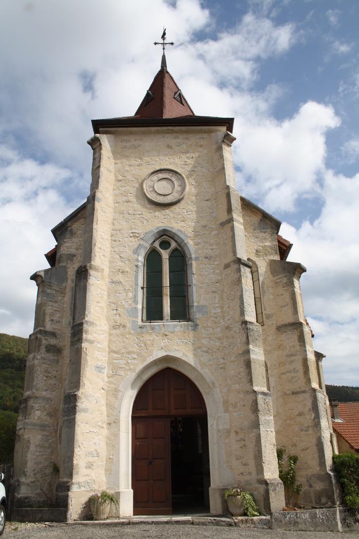 Journées du patrimoine 2020 - Visite de l'église d'Armix et parcours patrimonial