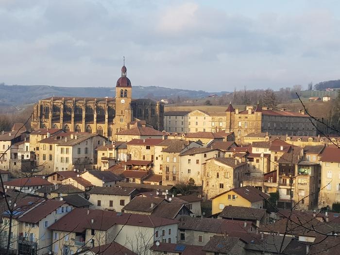 Journées du patrimoine 2020 - Visite guidée du village de Saint-Antoine-l'Abbaye