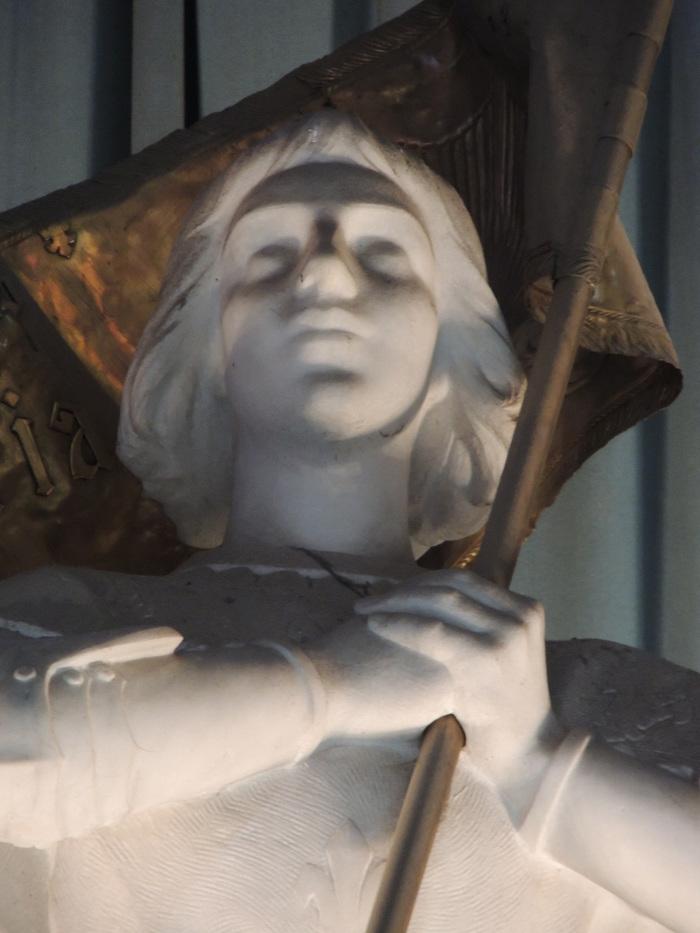 Journées du patrimoine 2020 - La canonisation de Jeanne d'Arc en images