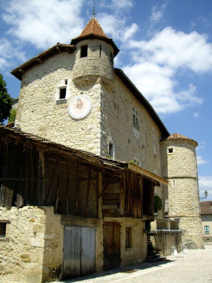 Journées du patrimoine 2019 - Vidéo-Visite de la demeure d'un seigneur provincial, Nicolas Prunier de Saint André, 1er Président du Parlement de Grenoble vers 1600