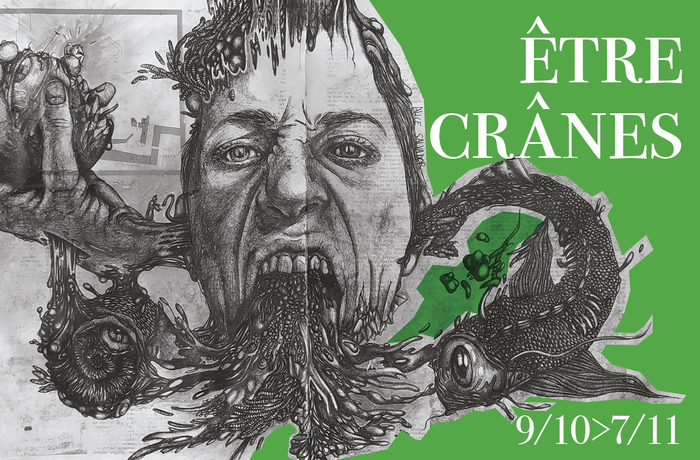 Exposition du 9 octobre au 7 novembre 2021 / Vernissage le 9 octobre à partir de 18h