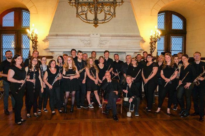 Fête de la musique 2019 - Harmonie Municipale de Clermont