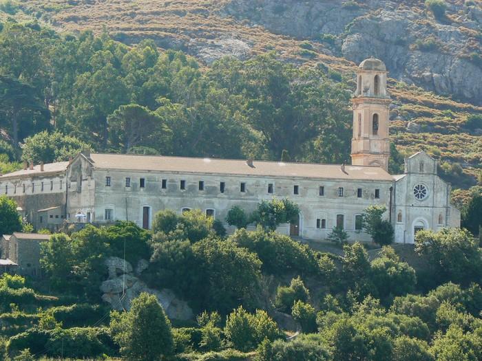 Journées du patrimoine 2019 - visite guidée du couvent Saint-Dominique de Corbara