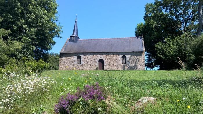 Journées du patrimoine 2020 - Visite libre de la chapelle Sainte-Julitte, à Ambon.