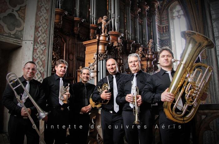 Journées du patrimoine 2019 - Concert du quintette Aérïs