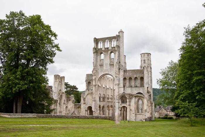 Journées du patrimoine 2019 - Visite libre de l'abbaye de Jumièges