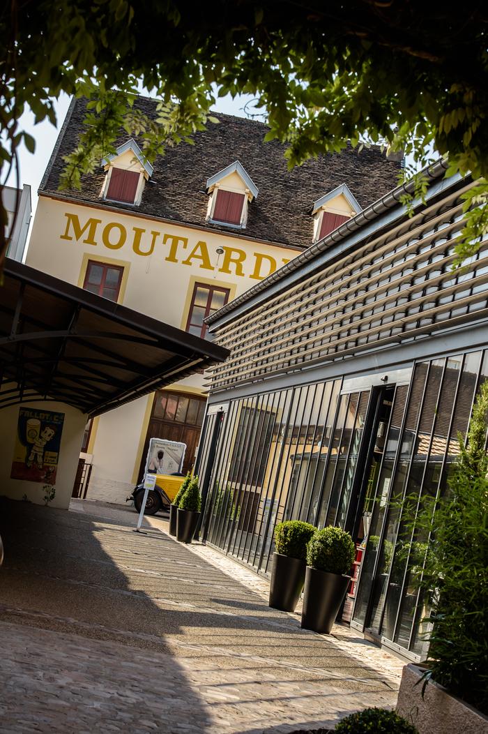 Journées du patrimoine 2020 - Visite guidée de la Moutarderie