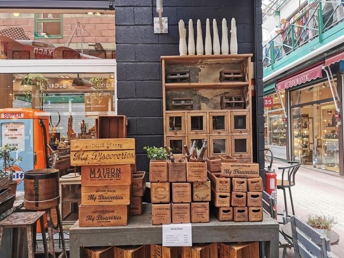 Journées du patrimoine 2020 - Visite guidée du marché aux Puces de Paris Saint-Ouen