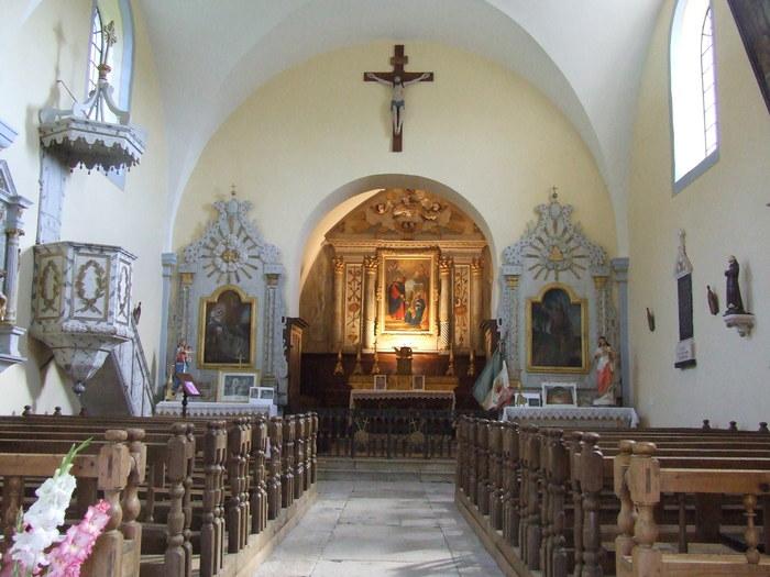 Journées du patrimoine 2020 - Découvrez l'église de Coulans-sur-Lison